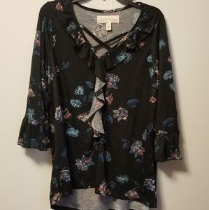 NWT French Laundry plus top